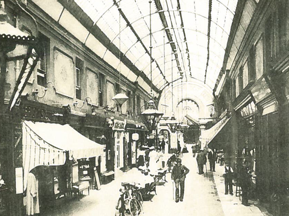 Shop opened in The Arcade